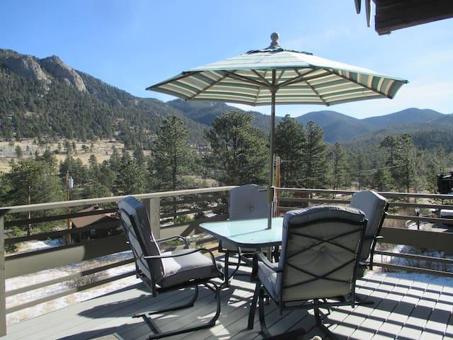 Perfect Mountain Getaway - Estes Park - Dom