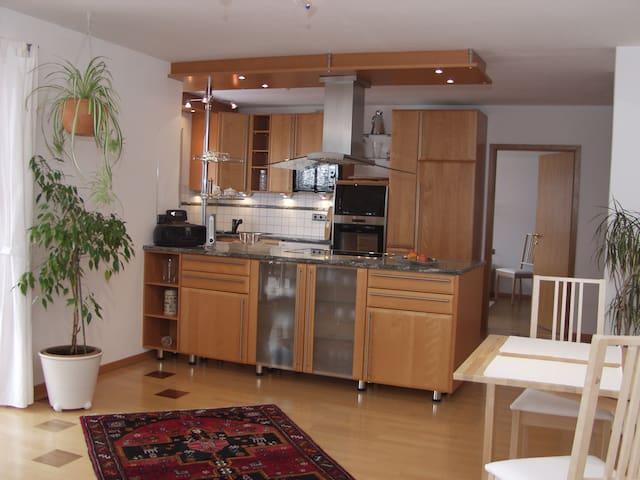 Komfortable Wohnung Voralpenland - Bad Aibling - Apartamento