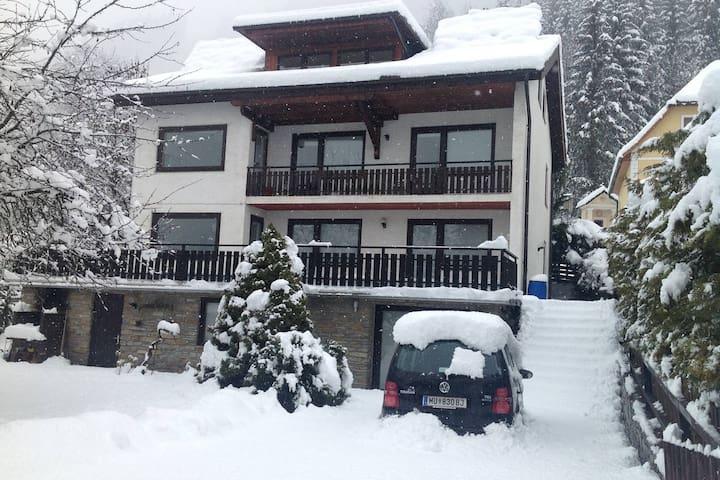 Haus Ascof - Sankt Egidi - Appartement