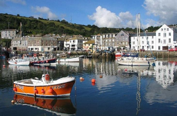 Charming Mevagissey cottage - TopHeavy cottage - Mevagissey - Huis