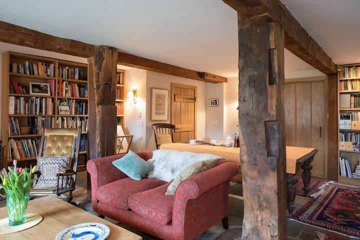 Lake District idyllic cosy mill - Sockbridge - Bed & Breakfast