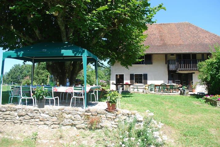 Grande maison familiale d'été - Lépin-le-Lac - Дом