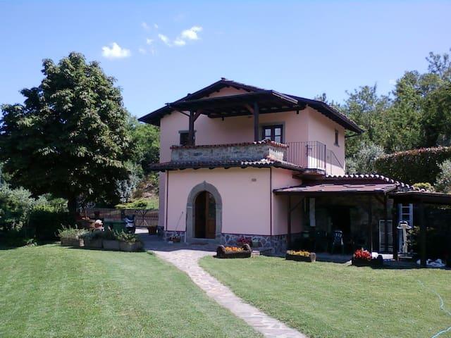 Agriturismo La Borraccia - Gallicano - Vila