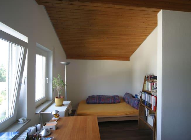 1 bright Room in Ravensburg-West - Ravensburg - Oda + Kahvaltı