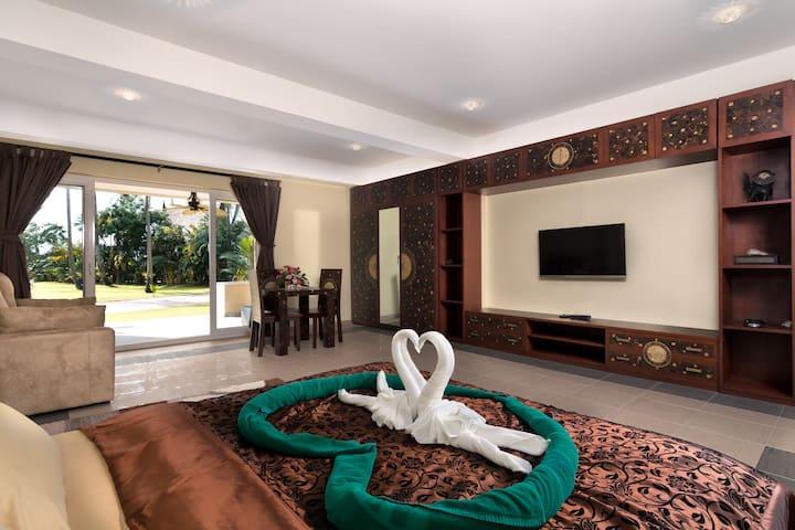 Luxury Beach Front Studio Appartmen - Ko Chang