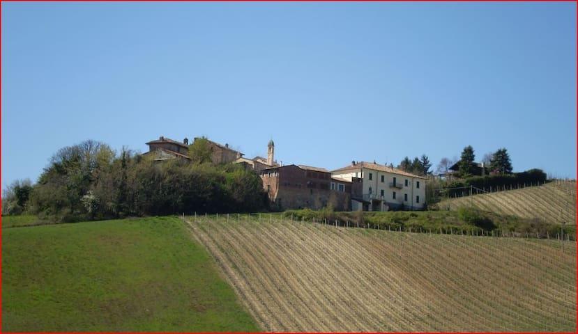 Bilocale con terrazza e piscina - Monteveneroso - Daire