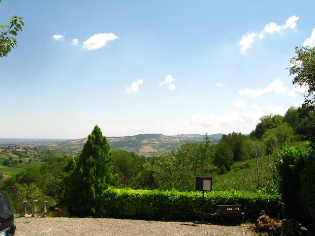 Historical House 1600 th in Little Tuscany - Sala Mandelli - Rumah