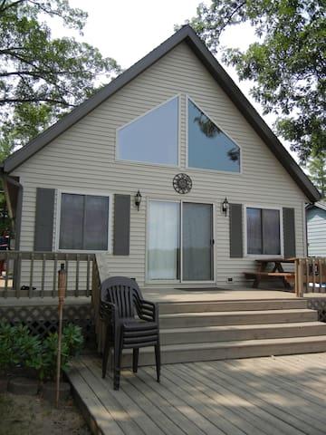 Cottage Rental on Hart Lake(Twin Lake, MI) - Twin Lake - Hus