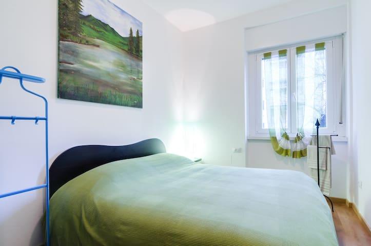 Trento,2ouble room family.SuperWiFi - Trento - Leilighet