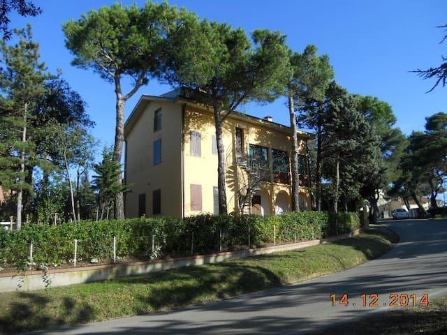 Grande casa con giardino  - Monteciccardo - Дом