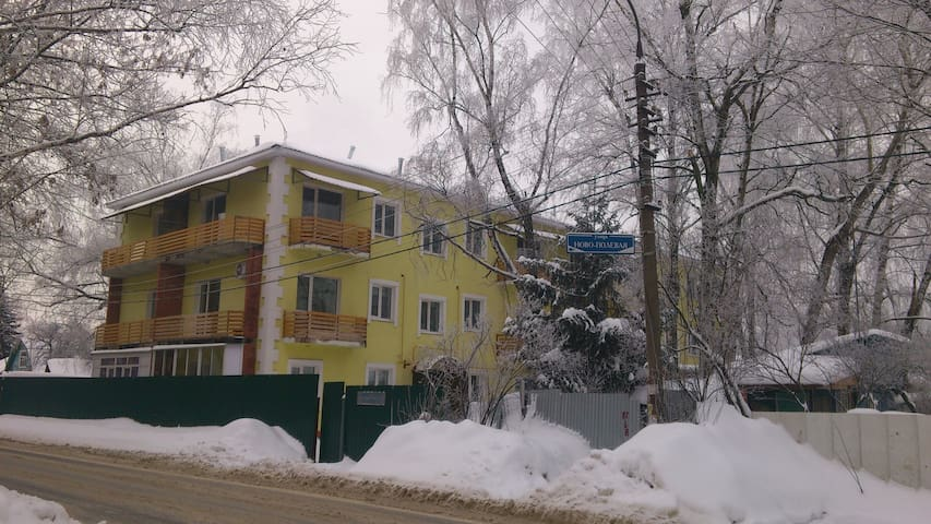 Однокомнатная квартира-студия - Bykovo