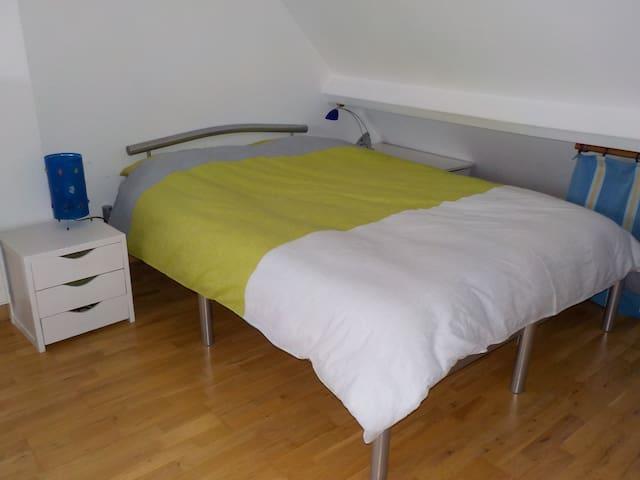 Chambre 1, 2 ou 3 personnes - Neufchâtel-Hardelot - Casa