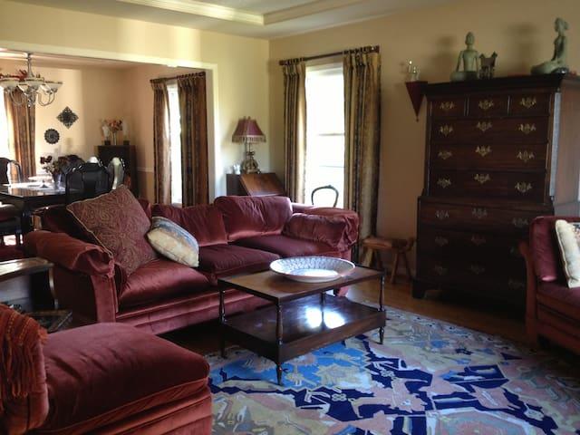 Spacious welcoming home  - Fairport - Huis