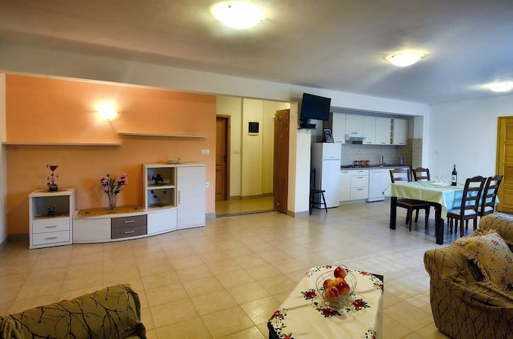APARTMENT NADA NEAR BUZET - Buzet - Appartement
