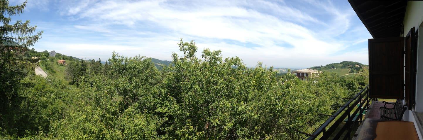 Villetta colline di Salsomaggiore T - Pellegrino Parmense - Ev