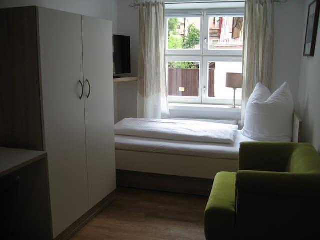 1-Zimmer Altstadt - Apartment   - Dinkelsbühl - Daire