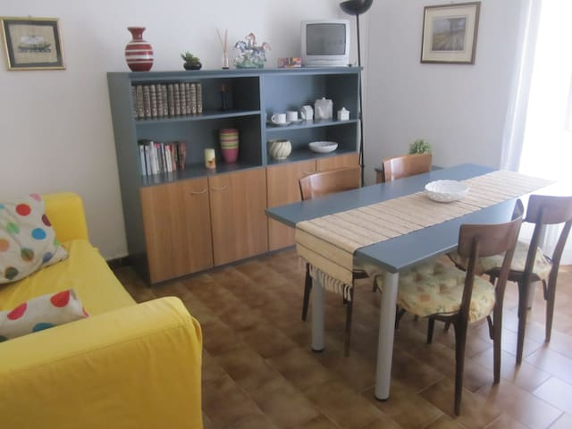 Appartamento semplice nel verde - Villa D'Adda - Lägenhet