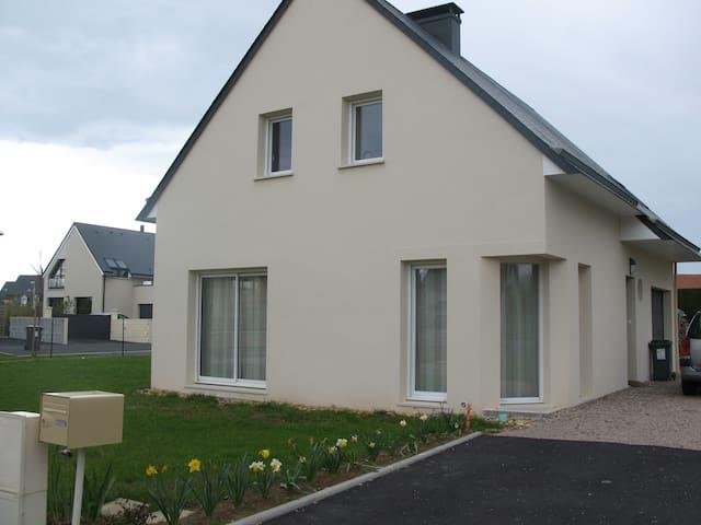 Maison proche de Caen et la mer - Authie - Hus