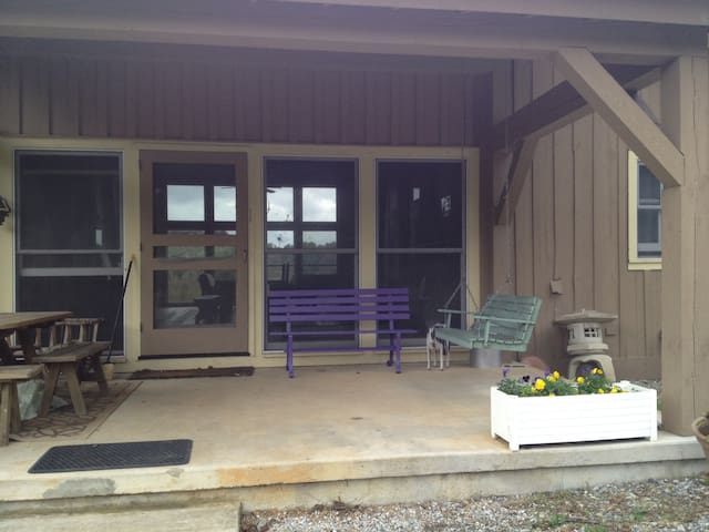 Over the Mountain Farm - Suite - Boonsboro - Bed & Breakfast
