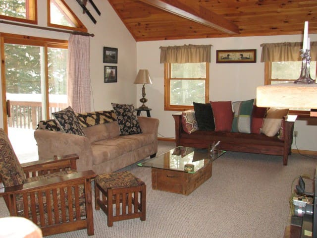 Adirondack Lake View House - Честертаун - Дом