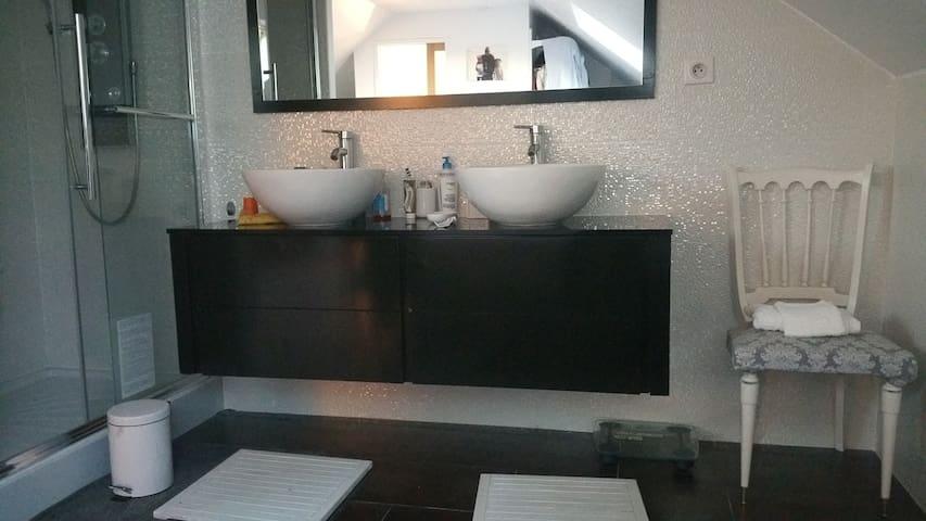 maison 5 pieces a 35 mn de Paris - Moissy-Cramayel - Huis
