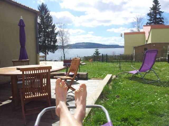 Gite au bord du lac de Vassivière - Royère-de-Vassivière - Dom