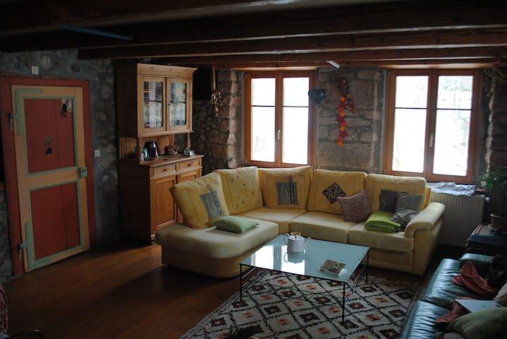 Jolie maison isolée et rustique - Urbeis - Ev