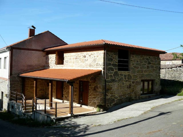 Apartamentos Rurales A Torre - A Forxa