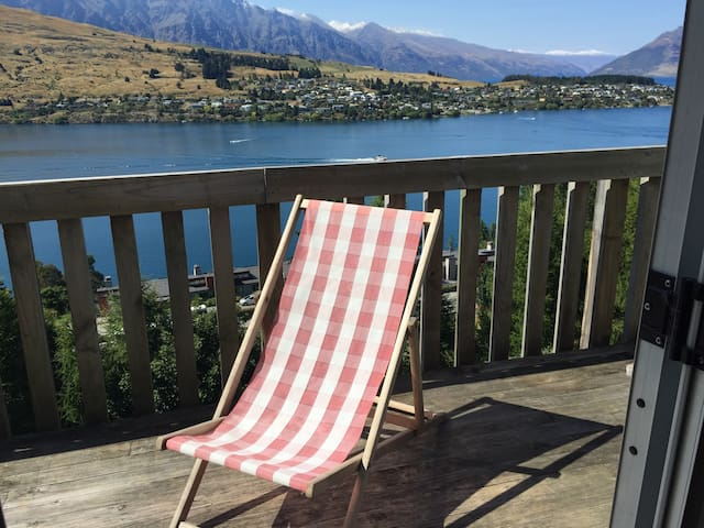 Amazing and uninterrupted views - Queenstown