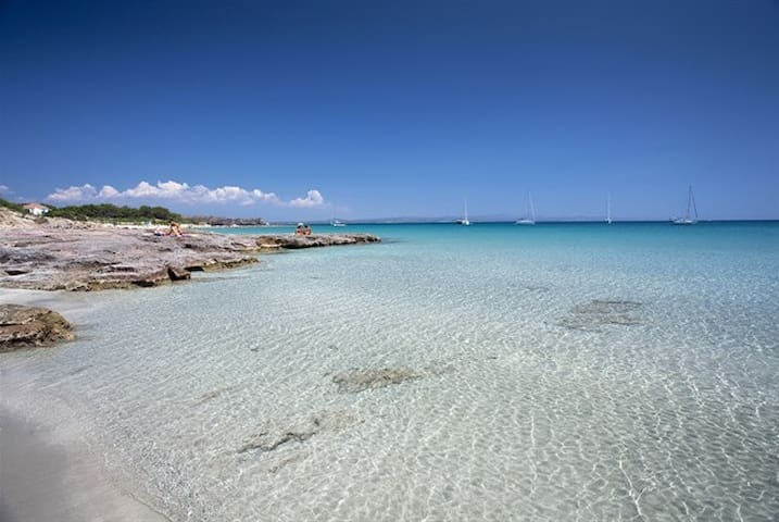Spiaggia e relax - Calasetta - Rumah