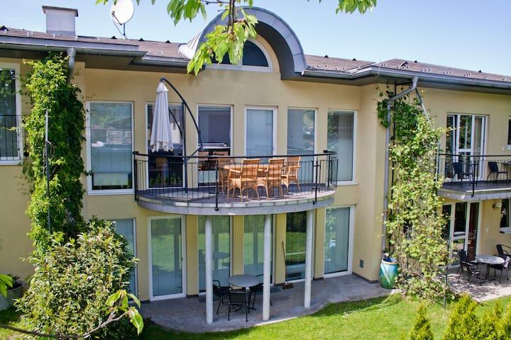 Cooles Studio 1 - 3 Pers mit Garten - Fügen - Casa