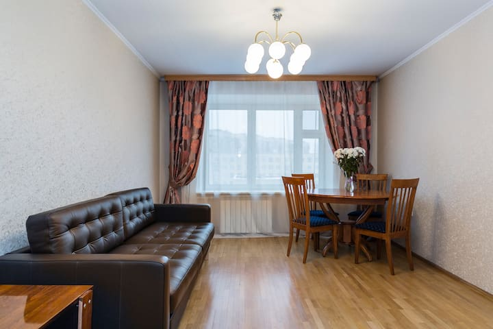3-rooms apartment in the South-West - Санкт-Петербург - Appartement