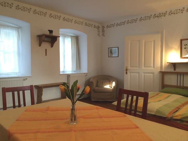 30m² apartment at winery with pool - Klosterneuburg - Leilighet