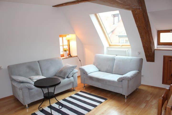 Altstadt: Wohnen auf Zeit - Altdorf b. Nürnberg - Apartamento