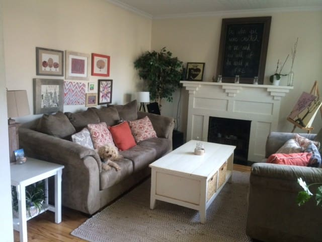 Cottage Bedroom in the City - Charlottetown - Hus