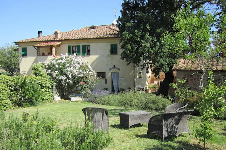 Where your Tuscan dream comes true - Peccioli - Bed & Breakfast