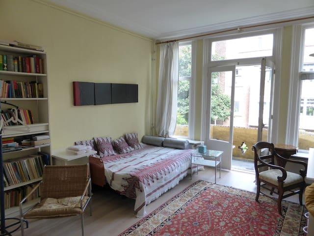 Spacious room close to city centre  - Rotterdam - Casa