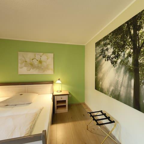 Toll ausgestattete 80m²-Eco-Wohnung - Jülich - Daire