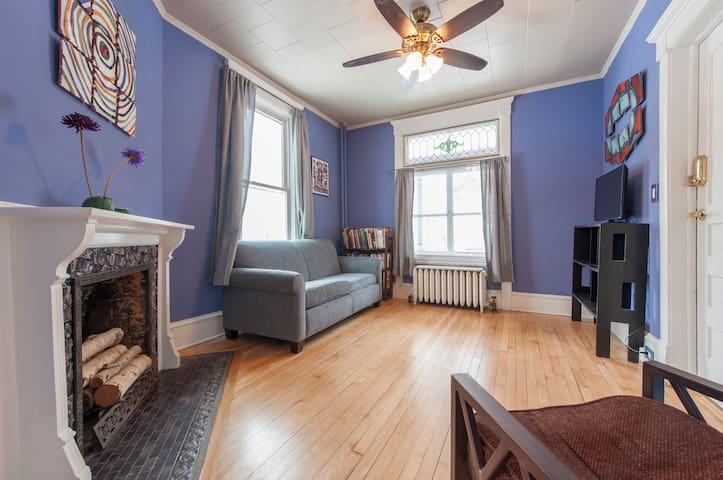 Artist Victorian in NE 1BD - Minneapolis - Apartamento