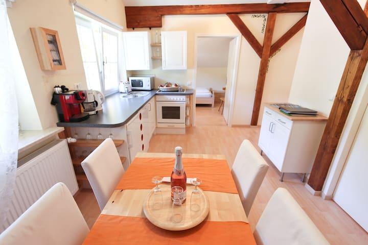 Familyfriendly Apartment Haus Datz - Berchtesgaden - Apartamento