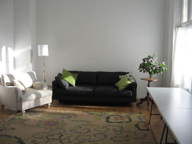 Atelier-Wohnung am Fuße d. Wartburg - Eisenach