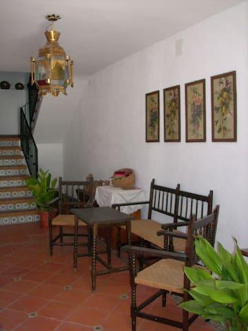 Vivienda Rural los Telares 4 plazas - Válor - Apartamento