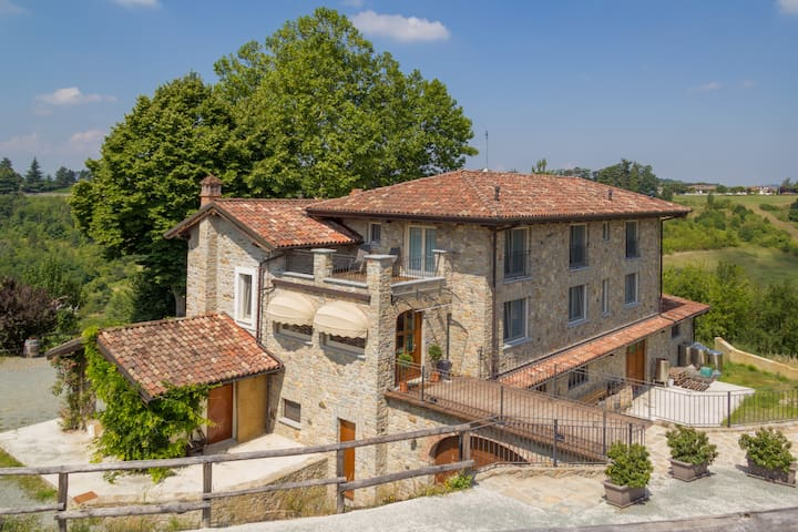 Wine and Relax in Piedmont's hills - Acqui Terme