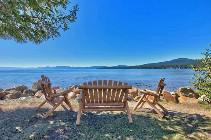 Studio Apartment by the Lake - Tahoe Vista - Appartement