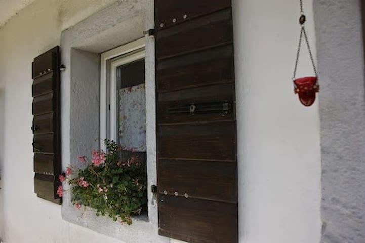 VACATION HOME IN MARSURE DI AVIANO - Marsure di Aviano - Appartement