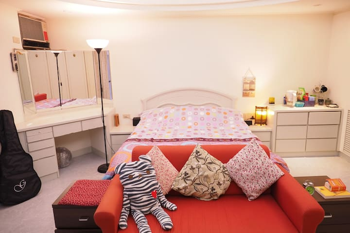 [R&F]My Room,Your Room - Neihu District - Daire