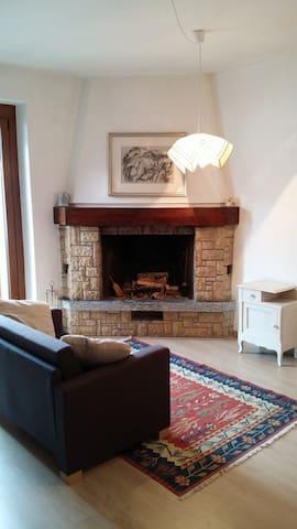 LUMINOSA MANSARDA  - Bagolino - Apartamento