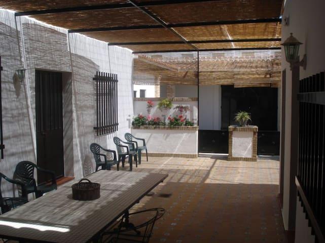 habitacion para 4 personas - El Rocío - House
