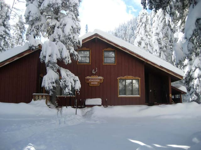 EDELWEISS CHALET IN TAOS SKI VALLEY - Taos Ski Valley - Casa