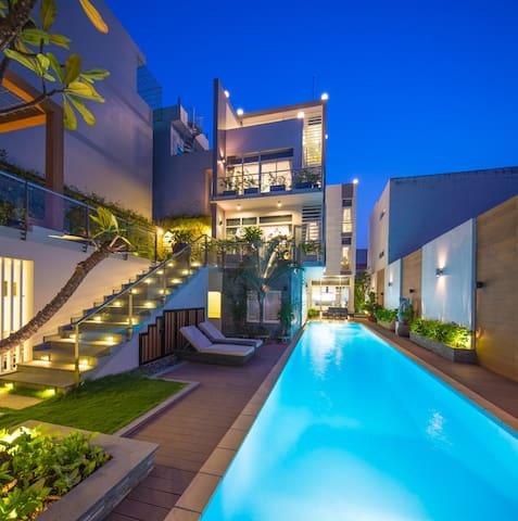Modern Villa with Private Pool (3) - Ho Chi Minh City